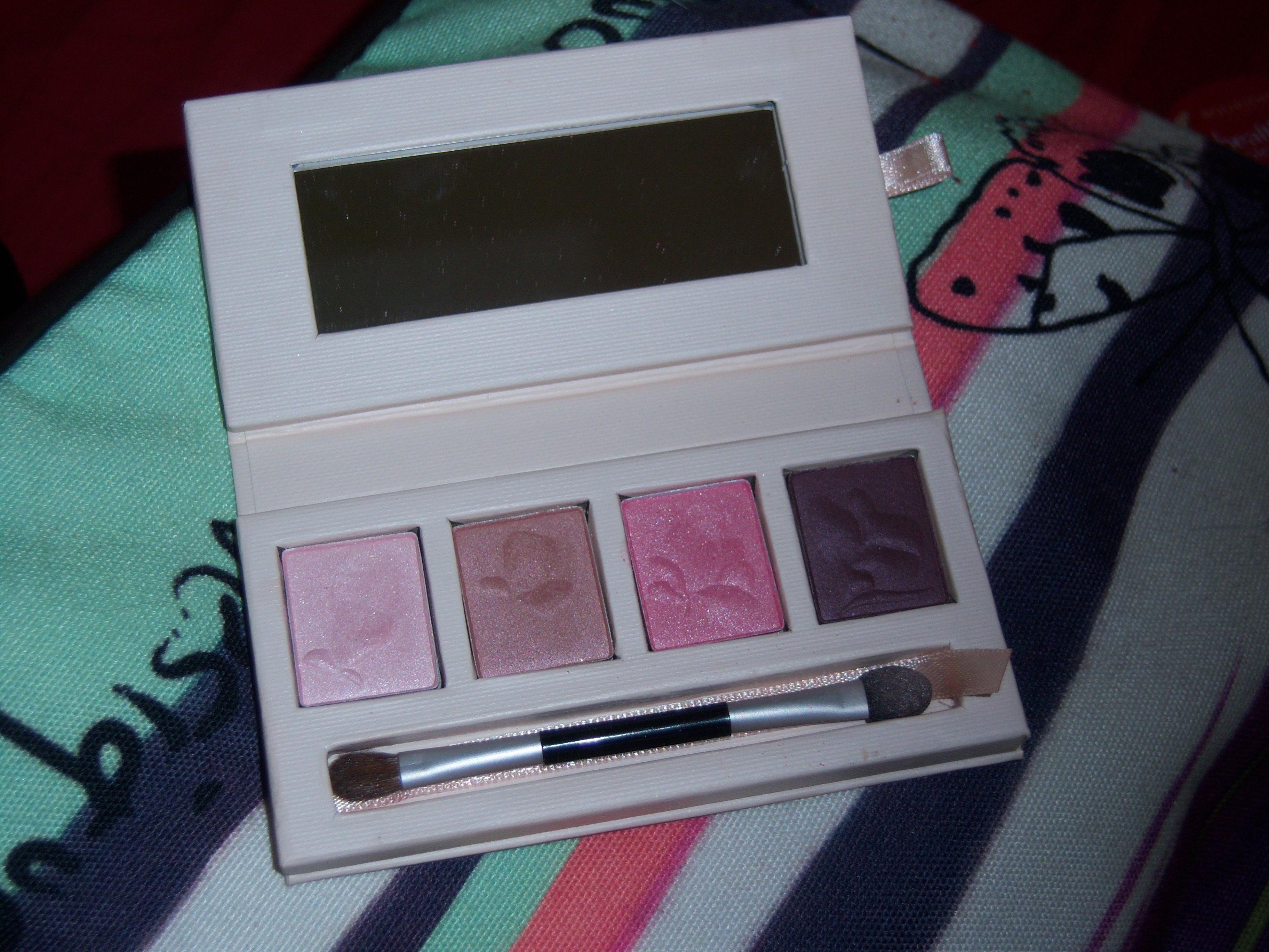 *** Ma palette maquillage de l'été #2# ***