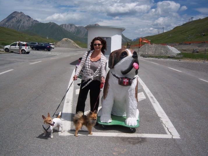 *** Retour de vacances en Savoie ***
