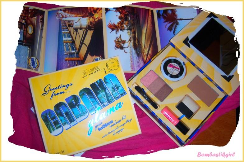 *** Cabana Glama, makeup kit de Benefit ou comment se la péter en vacances!!! ***