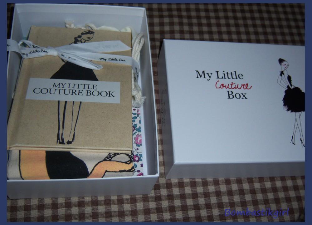 *** Little box de septembre, perplexe la fille???!!! *** (2/3)
