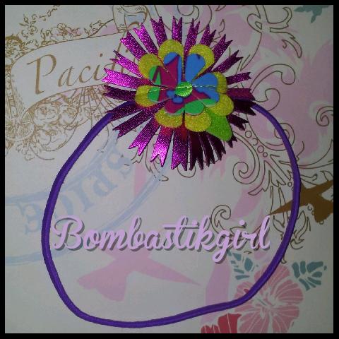 *** Accessoires glamour pour festivités colorées *** (2/6)