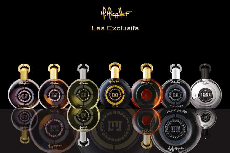 COLLECTION EXCLUSIFS poster 2013 LR