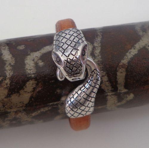 bracelet-cuir-serpent-bis