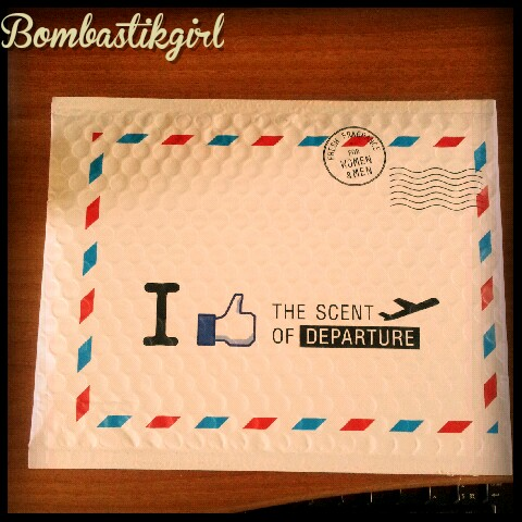 Bombastikgirl et The Scent of Departure