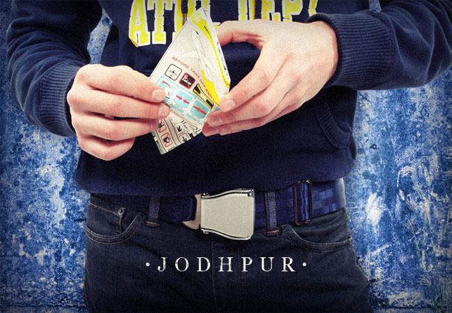 ceinture Jodhpur Fly-Belts