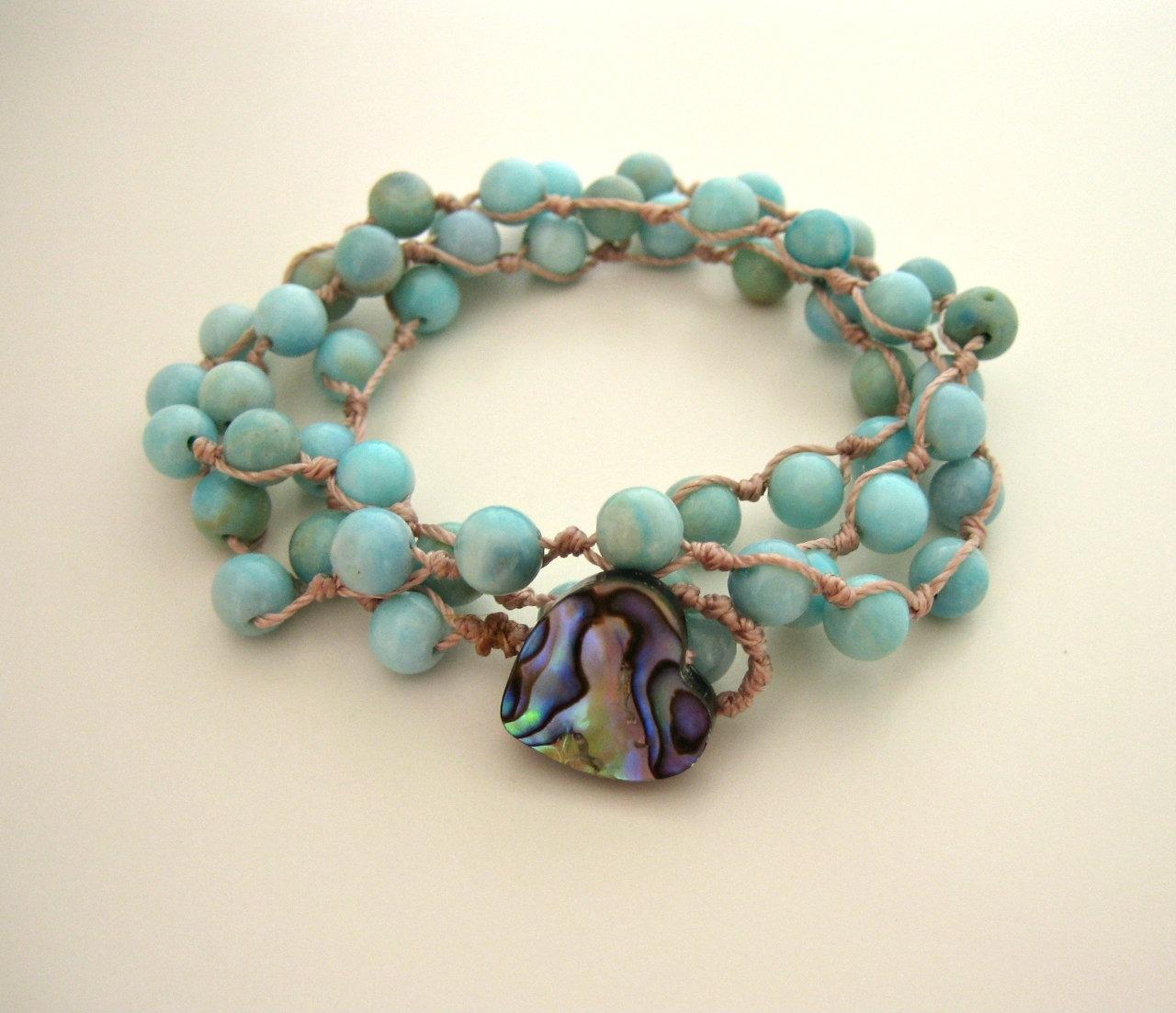 bracelet-bracelet-3-tours-en-perles-larimar