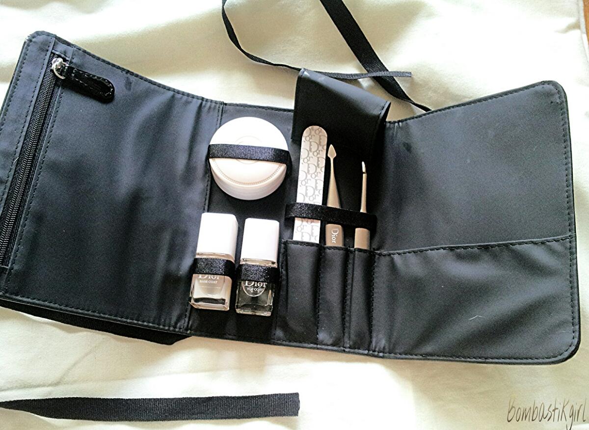kit expert des ongles Dior Manucure Expert